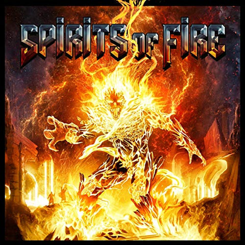 <b>Spirits Of Fire </b><br><i>Spirits Of Fire</i>