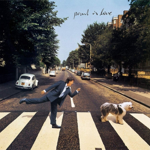<b>Paul McCartney </b><br><i>Paul Is Live [Indie-Exclusive Colored Vinyl]</i>