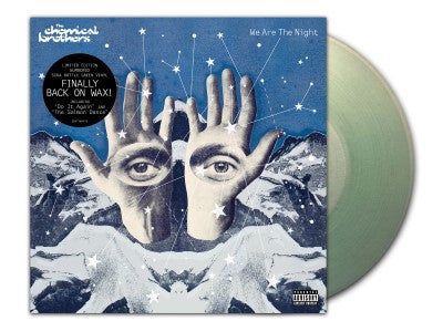 <b>The Chemical Brothers </b><br><i>We Are The Night [Indie-Exclusive Colored Vinyl]</i>