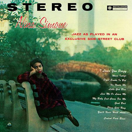 <b>Nina Simone </b><br><i>Little Girl Blue</i>