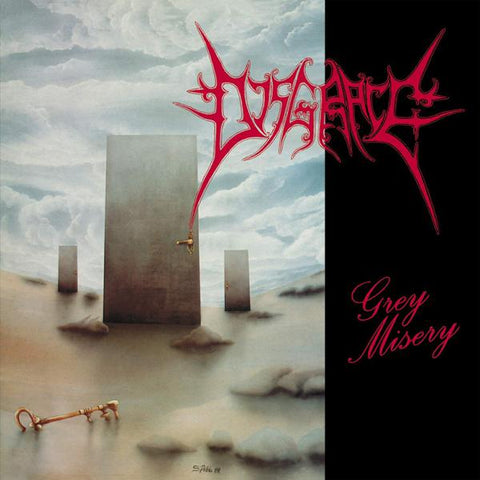 <b>Disgrace </b><br><i>Grey Misery - The Complete Death Metal Years [Grey Vinyl]</i>