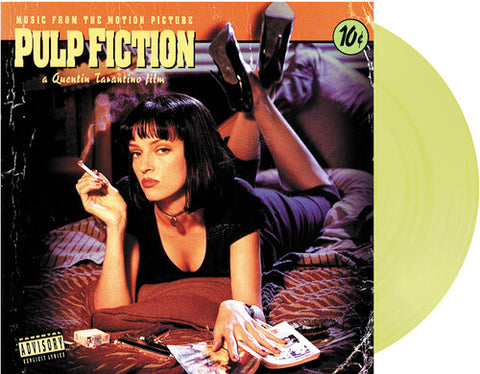 <b>Various </b><br><i>Pulp Fiction: Music From The Motion Picture [Yellow Vinyl]</i>