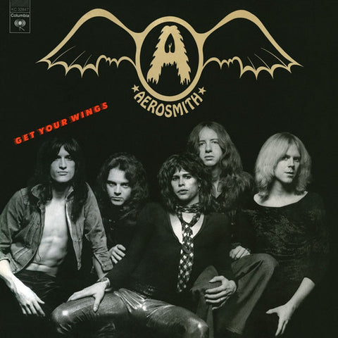 <b>Aerosmith </b><br><i>Get Your Wings</i>