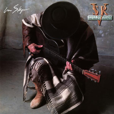 <b>Stevie Ray Vaughan And Double Trouble </b><br><i>In Step</i>