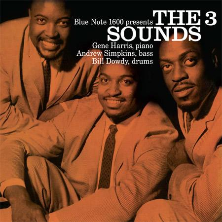 <b>The Three Sounds </b><br><i>Introducing The Three Sounds [2LP, 45 RPM]</i>