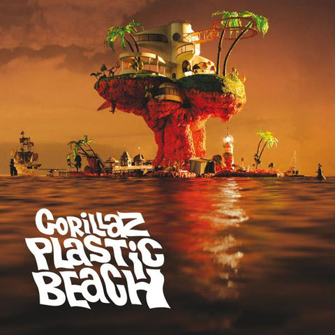 <b>Gorillaz </b><br><i>Plastic Beach [Picture Disc]</i>