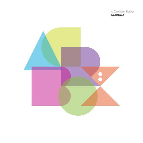 <b>A Certain Ratio </b><br><i>ACR:BOX [7LP Box Set]</i>