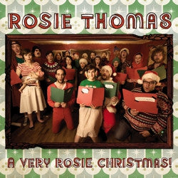 <b>Rosie Thomas </b><br><i>A Very Rosie Christmas!</i>