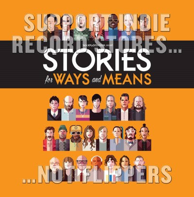 <b>Various Artists </b><br><i>Stories For Ways & Means</i>