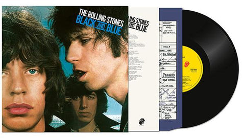 <b>The Rolling Stones </b><br><i>Black And Blue [Half-Speed Mastered]</i>