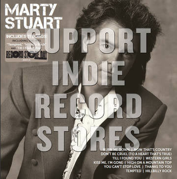 <b>Marty Stuart </b><br><i>Icon</i>
