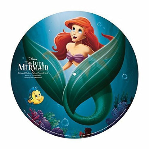 <b>Various </b><br><i>The Little Mermaid (Original Motion Picture Soundtrack)</i>