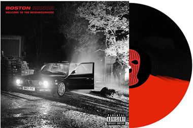 <b>Boston Manor </b><br><i>Welcome To The Neighbourhood [Indie-Exclusive red/black Vinyl]</i>
