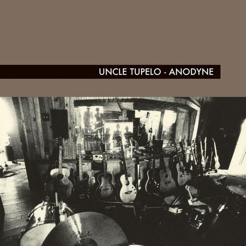 <b>Uncle Tupelo </b><br><i>Anodyne [Start Your Ear Off Right 2020] [Clear Vinyl]</i>