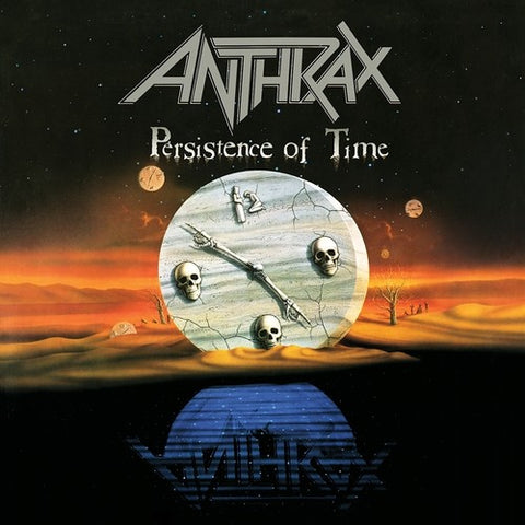 <b>Anthrax </b><br><i>Persistence Of Time</i>