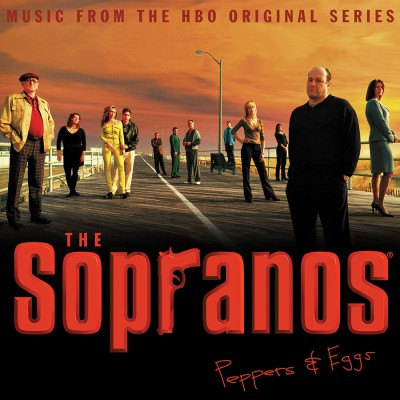 <b>Various Artsts </b><br><i>The Sopranos Soundtrack (20th Anniversary) - Peppers & Eggs</i>