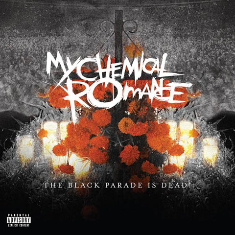 <b>My Chemical Romance </b><br><i>The Black Parade Is Dead! (Live)</i>