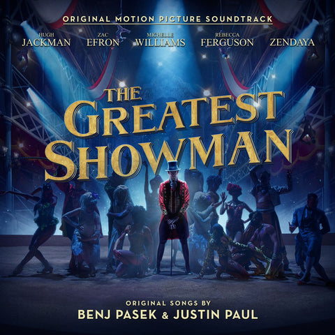 <b>Various </b><br><i>The Greatest Showman (Original Motion Picture Soundtrack)</i>