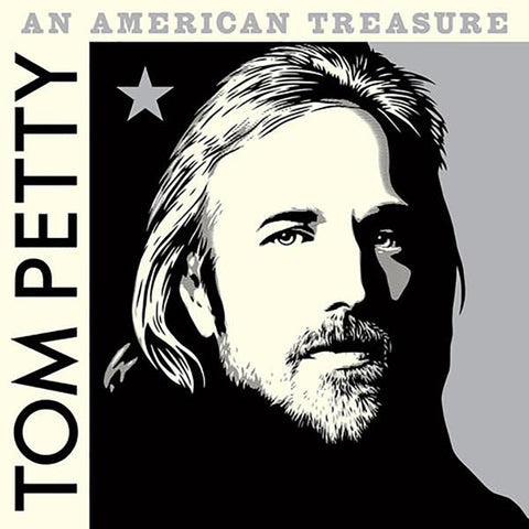 <b>Tom Petty </b><br><i>An American Treasure [Indie-Exclusive includes 6LP w/ Book + Litho + Sticker]</i>