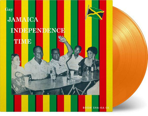 <b>Various </b><br><i>Gay Jamaica Independence Time [Import] [Orange Vinyl]</i>