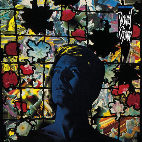 <b>David Bowie </b><br><i>Tonight</i>