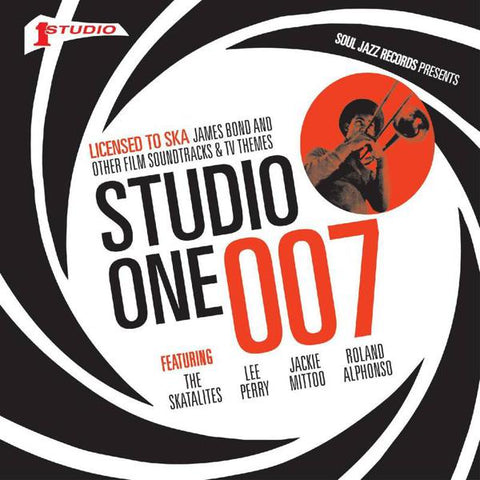"<b>Various </b><br><i>Soul Jazz Records Presents - Studio One 007: Licensed To Ska! James Bond And Other Film Soundtracks And TV Themes [5x 7"" Box Set]</i>"