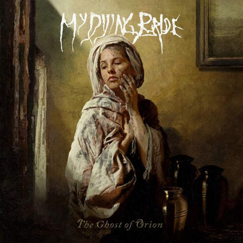 <b>My Dying Bride </b><br><i>The Ghost Of Orion [Gold Vinyl]</i>