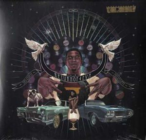 <b>Big K.R.I.T. </b><br><i>Return Of 4eva</i>