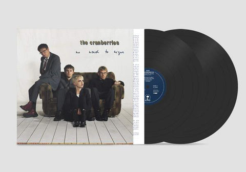 <b>The Cranberries </b><br><i>No Need To Argue [2-lp Deluxe Edition]</i>