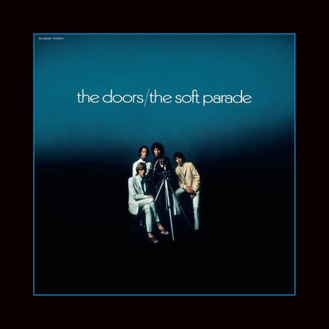 <b>The Doors </b><br><i>The Soft Parade</i>