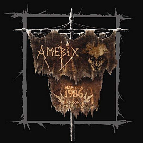 <b>Amebix </b><br><i>Slovenia 86 [Orange Vinyl]</i>