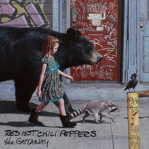 <b>Red Hot Chili Peppers </b><br><i>The Getaway</i>