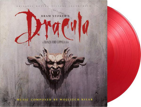 <b>Wojciech Kilar </b><br><i>Bram Stoker's Dracula (Original Motion Picture Soundtrack) [Import] [Red Vinyl]</i>