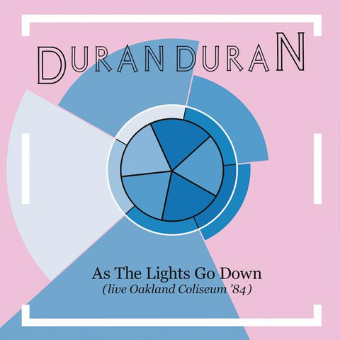 <b>Duran Duran </b><br><i>As The Lights Go Down (Live) [2018 Remaster]</i>