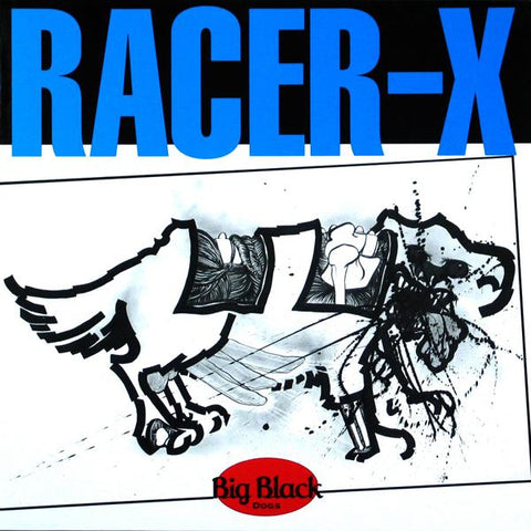 <b>Big Black </b><br><i>Racer-X</i>
