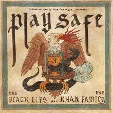 <b>Black Lips & The Khan Family </b><br><i>Play Safe</i>