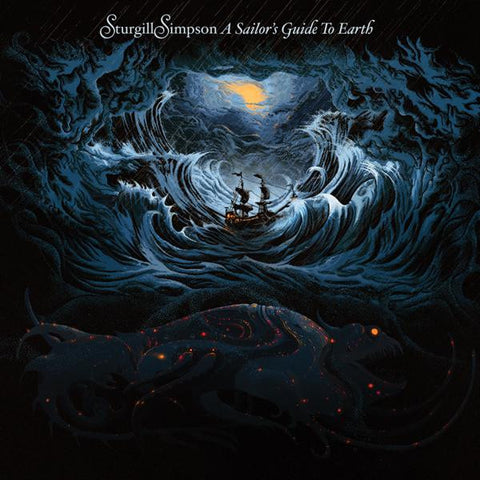 <b>Sturgill Simpson </b><br><i>A Sailor's Guide To Earth</i>