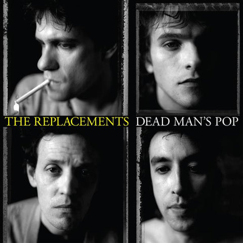 <b>The Replacements </b><br><i>Dead Man's Pop [4CD / 1LP Box Set]</i>