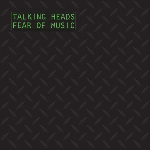 <b>Talking Heads </b><br><i>Fear Of Music [ROCKtober 2020 Exclusive] [Opaque Silver/Grey Vinyl]</i>