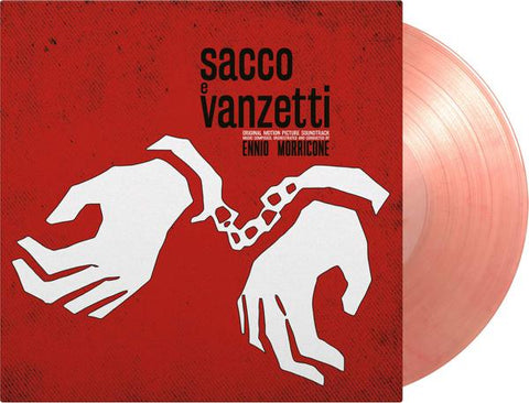 <b>Ennio Morricone </b><br><i>Sacco and Vanzetti (Original Motion Picture Soundtrack) [Import] [Colored Vinyl]</i>