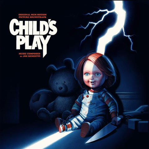<b>Joe Renzetti </b><br><i>Child's Play (Original MGM Motion Picture Soundtrack) (1988 Version)</i>
