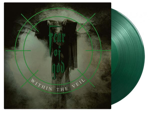 <b>Fear Of God </b><br><i>Within The Veil [Import] [Green Vinyl]</i>