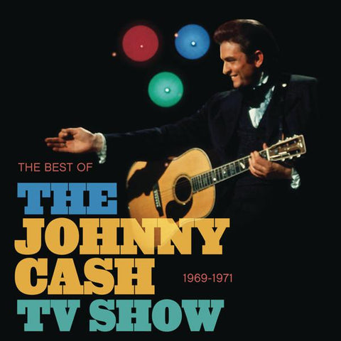 <b>Johnny Cash </b><br><i>The Best Of The Johnny Cash TV Show</i>