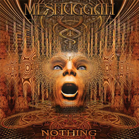 <b>Meshuggah </b><br><i>Nothing [Orange Vinyl]</i>