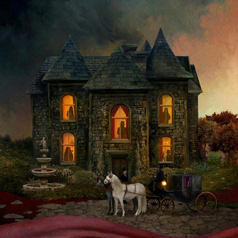 <b>Opeth </b><br><i>In Cauda Venenum [English] [Black Vinyl]</i>