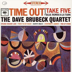 <b>Dave Brubeck Quartet, The </b><br><i>Time Out</i>