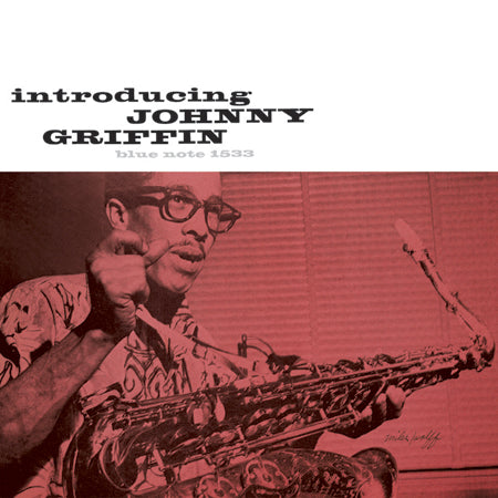 <b>Johnny Griffin </b><br><i>Introducing Johnny Griffin [2LP, 45 RPM]</i>