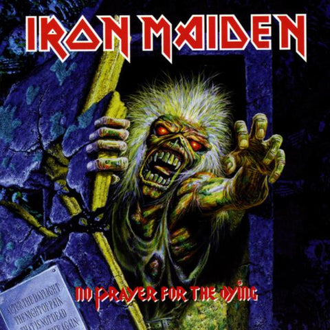 <b>Iron Maiden </b><br><i>No Prayer For The Dying</i>