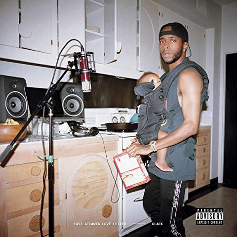 <b>6lack </b><br><i>East Atlanta Love Letter</i>