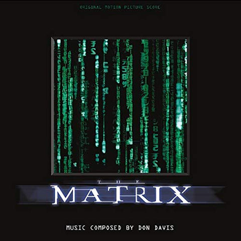 <b>Don Davis </b><br><i>The Matrix (Original Motion Picture Soundtrack) [Picture Disc]</i>